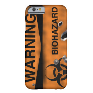 Bio hazard ID iPhone 6 case