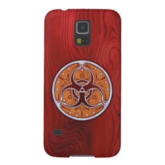 Bio Hazard Inlay II Case For Galaxy S5