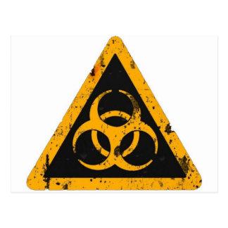 Bio Hazard Post Cards