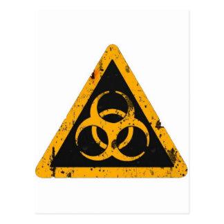 Bio Hazard Postcards