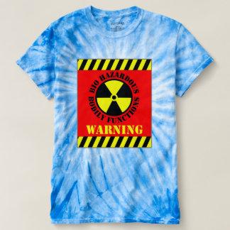 Bio Hazardous Bodily Functions Warning T-shirt