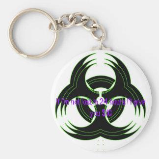 Bio Keychain