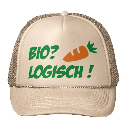 Bio - logisch del na gorros bordados