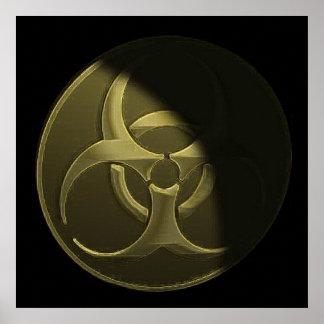 Bio-Mecánico-Infección Posters