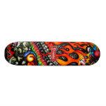 Bio Old School - 0001, mark-subversive-manchad… Skateboard Decks