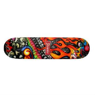 Bio Old School - 0001, mark-subversive-manchad… Custom Skate Board