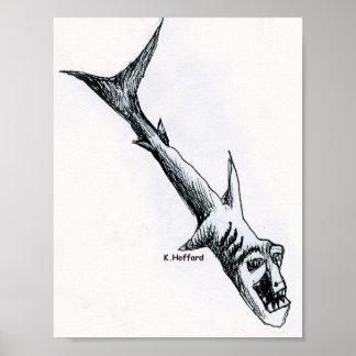 Bio Shark Poster