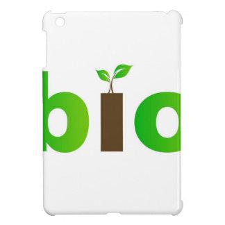 Bio símbolo del texto del concepto amistoso del ec