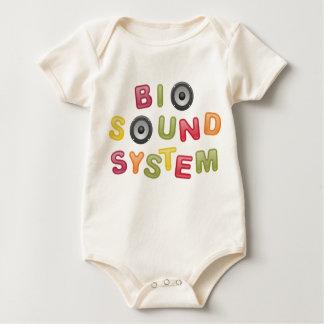 Bio sound system baby bodysuit