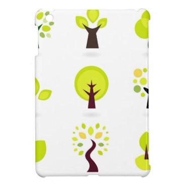 Professional Business Bio trees original drawing : Tshirts Case For The iPad Mini