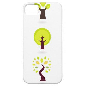 Professional Business Bio trees original drawing : Tshirts iPhone SE/5/5s Case