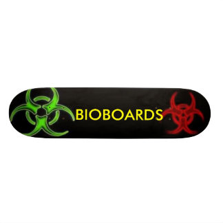 bioboards, bio, bla, BIOBOARDS Skate Board Deck