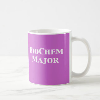 BioChem Major Gifts Coffee Mugs