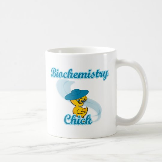 Biochemistry Chick #3 Coffee Mug