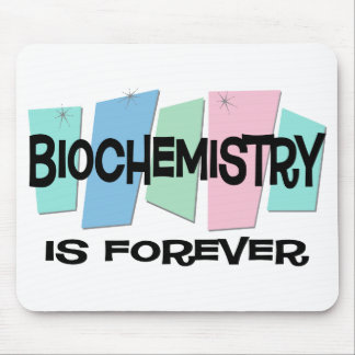 Biochemistry Is Forever Mouse Mats