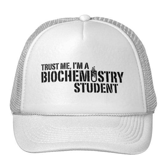 Biochemistry Student Trucker Hat