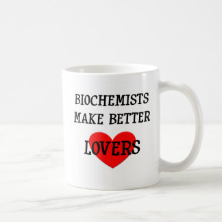 Biochemists Make Better Lovers Mug