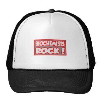 Biochemists Rock! Trucker Hat
