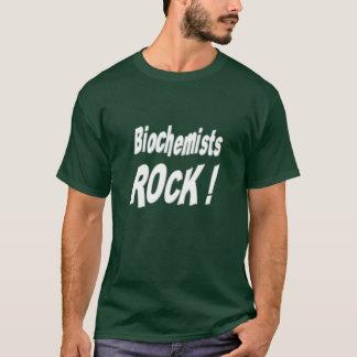 Biochemists Rock! T-shirt