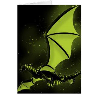 Biocras Dragon Greeting Card