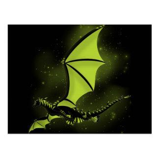 Biocras Dragon Postcard