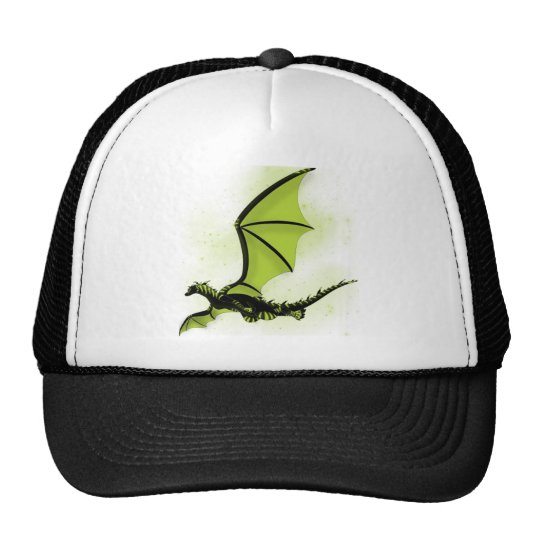 Biocras Dragon Trucker Hat