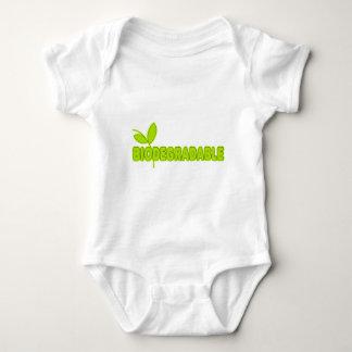 Biodegradable Baby Bodysuit