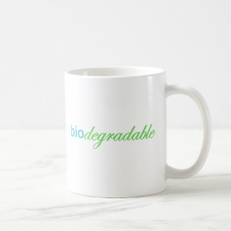 Biodegradeable Mug