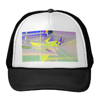BioDesign #1 TRANSSPECIES ART Trucker Hat