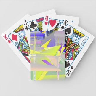 BioDesign #1 TRANSSPECIES ART Bicycle Playing Cards