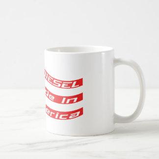 Biodiesel Made In USA Flag Coffee Mug