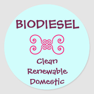 BIODIESEL sticker