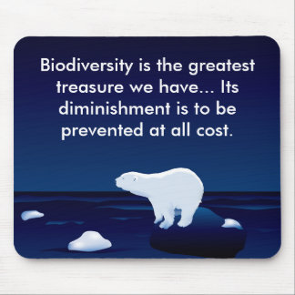 biodiversity mouse pad