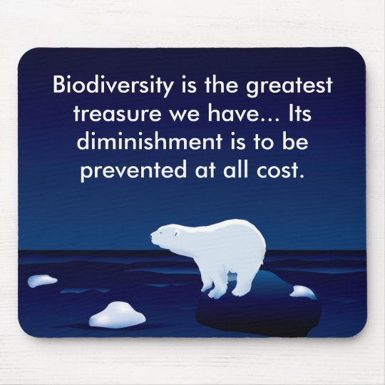 biodiversity mouse pad