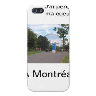 Biodome Montreal iPhone 5 Fundas