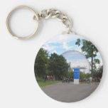 Biodome Montreal Keychain