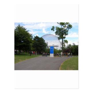 Biodome Montreal Postcard