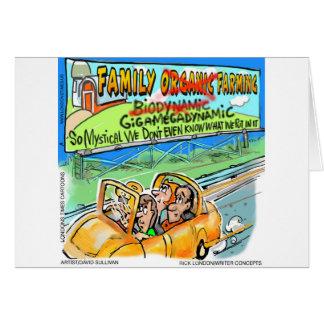 Biodynamic Farm? Funny Gifts Tees Cards Mugs Etc