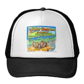 Biodynamic Farm? Funny Gifts Tees Cards Mugs Etc Trucker Hat