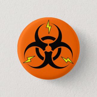 Bioelectric Hazard Button