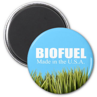 Biofuel - Made in the USA Magnet