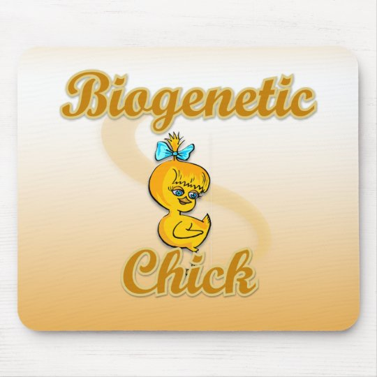 Biogenetic Chick Mouse Pad