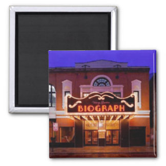 Biograph Theater Magnet