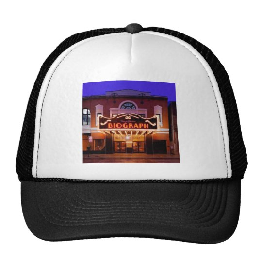 Biograph Theater Trucker Hat