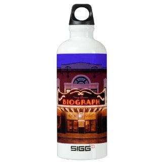 Biograph Theatre Aluminum Water Bottle