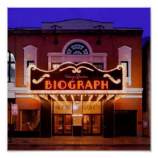 Biograph Victory Gardens Theatre 2 Posters