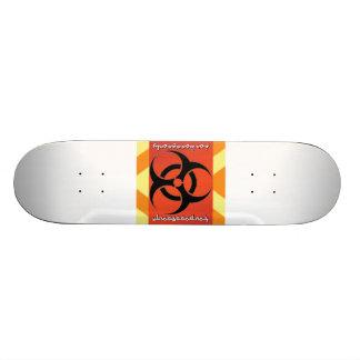 BioHaz Mat Boss Deck Skateboard Deck