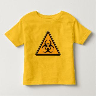Biohazard 02 toddler t-shirt
