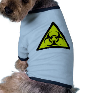 Biohazard 04 dog t shirt