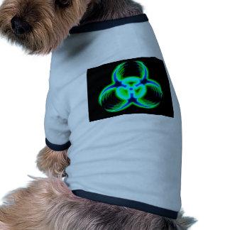 Biohazard 10 dog tee shirt